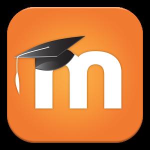 Logo di moodle, piattaforma di e-learning